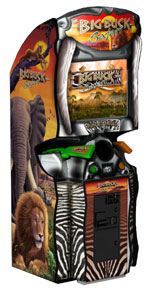 Big Buck Safari Video Game