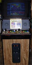 Neo-Geo Video Game