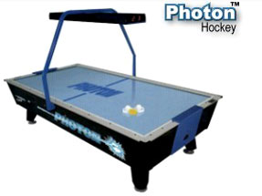 Photon Air Hockey
