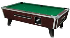 Valley / Dynamo Coin Operated Pool Table